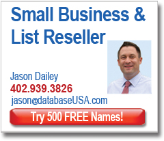 Marketing Lists, Mailing Lists, Email Lists, Direct Mail