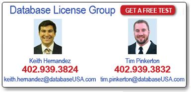 global accounts database